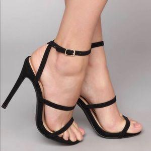 **BRAND NEW** Black Heels